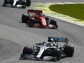 Мерцедес-Ферари Бразилия 2019