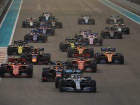 старт Гран при на Абу Даби 2019