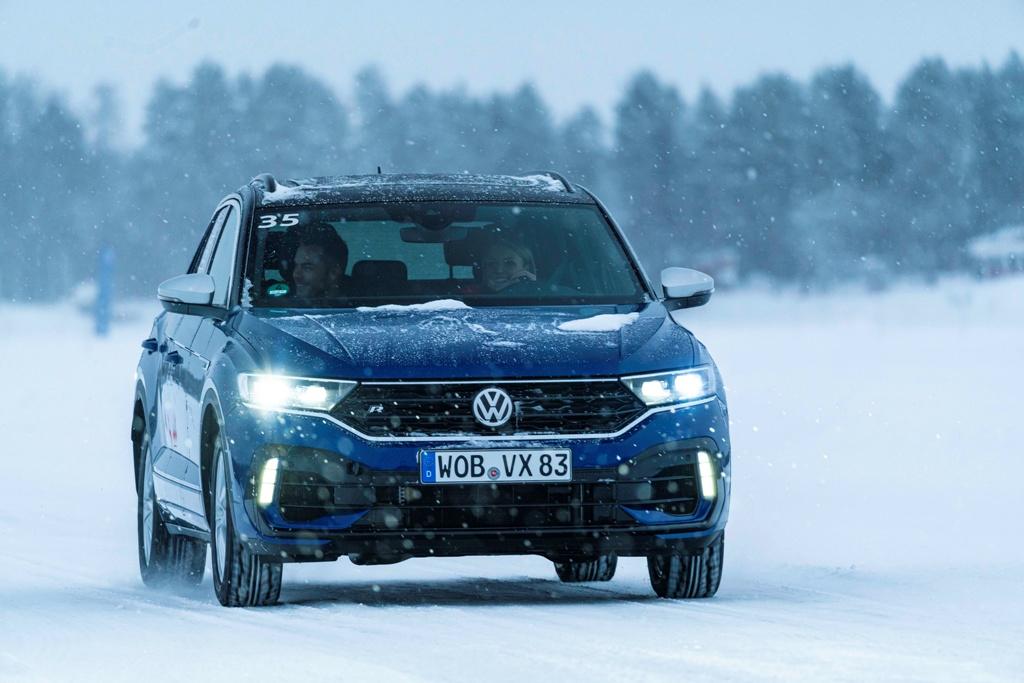 Volkswagen R Experience Ice, Volkswagen T-Roc R