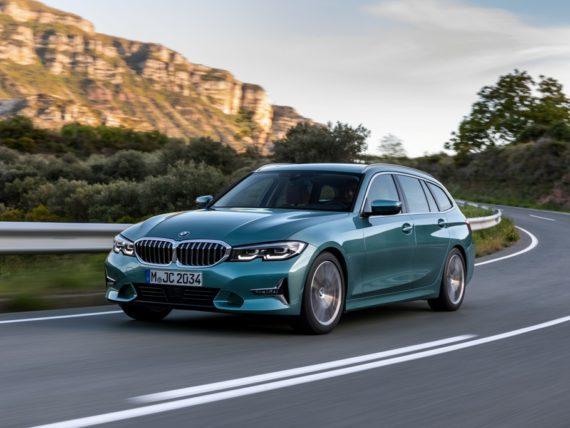 BMW Серия 3 Туринг
