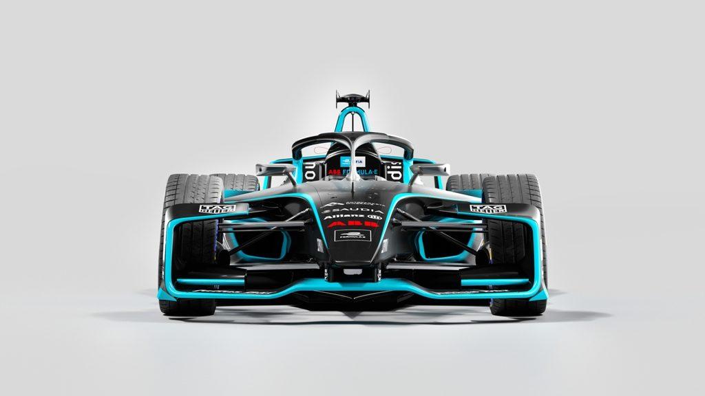 Формула Е Gen2 EVO