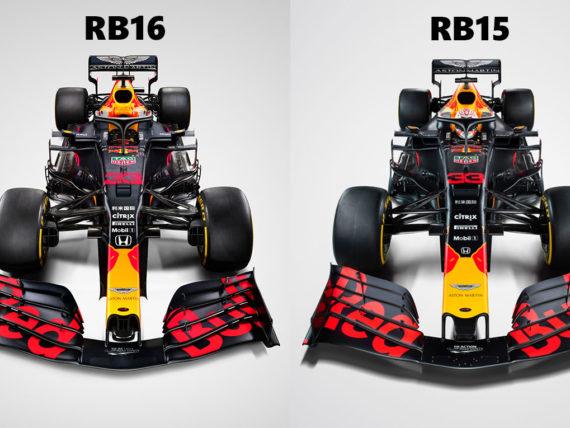 Ред Бул RB16