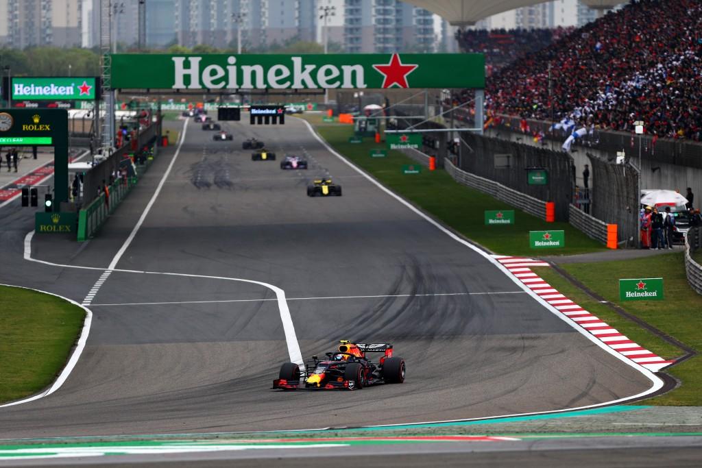Гран при на Китай 2019