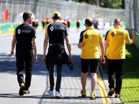 Рено, Гран при на Австралия
