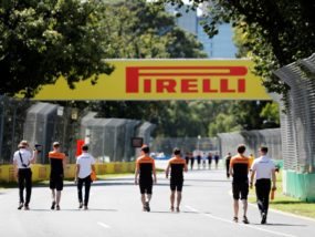 Гран при на Австралия, Албърт парк, Мелбърн, Макларън, F1