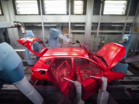 производство, фабрика, завод, автомобилни компании