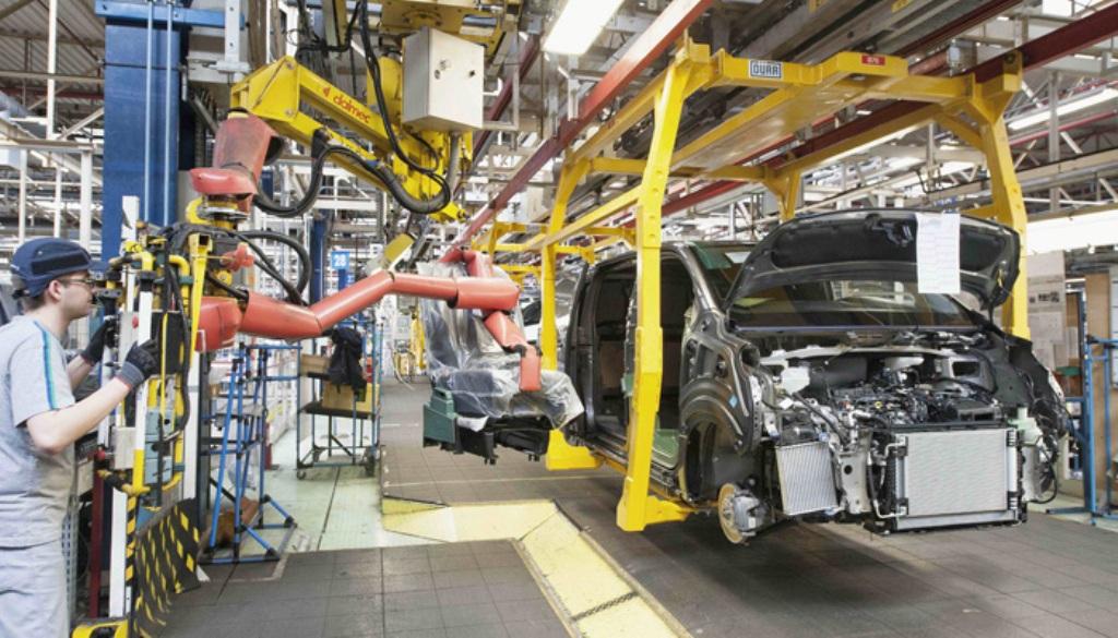 Peugeot, производство, завод, фабрика, съоръжение
