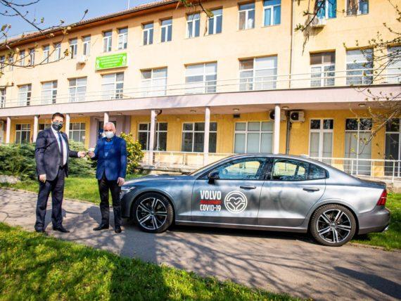 Volvo и МОТО-ПФОЕ
