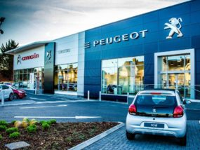 Groupe PSA, PSA Group, PSA, Peugeot, шоурум