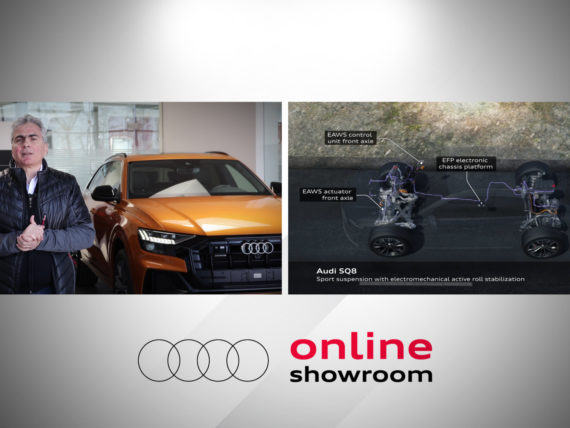 Audi SQ8 vs. Q8