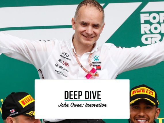 Deep Dive Mercedes