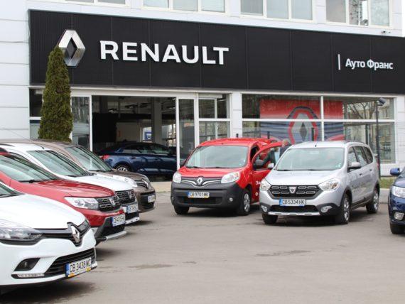 Ауто Франс 3000, Renault