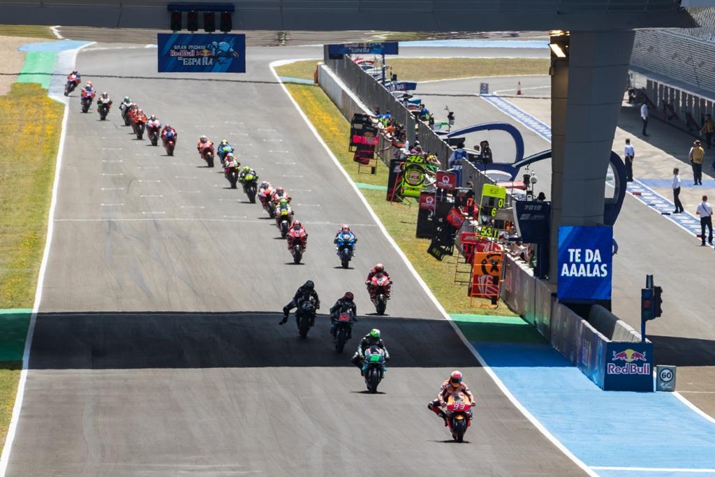 Херес, MotoGP
