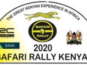 рали Кения 2020