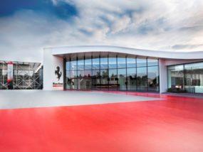 музей, Ферари, Museo Ferrari, Маранело