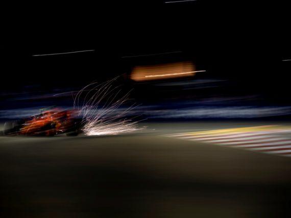Шарл Льоклер, Гран при на Сингапур