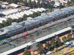 Мелбърн, Формула 1, Гран при на Австралия
