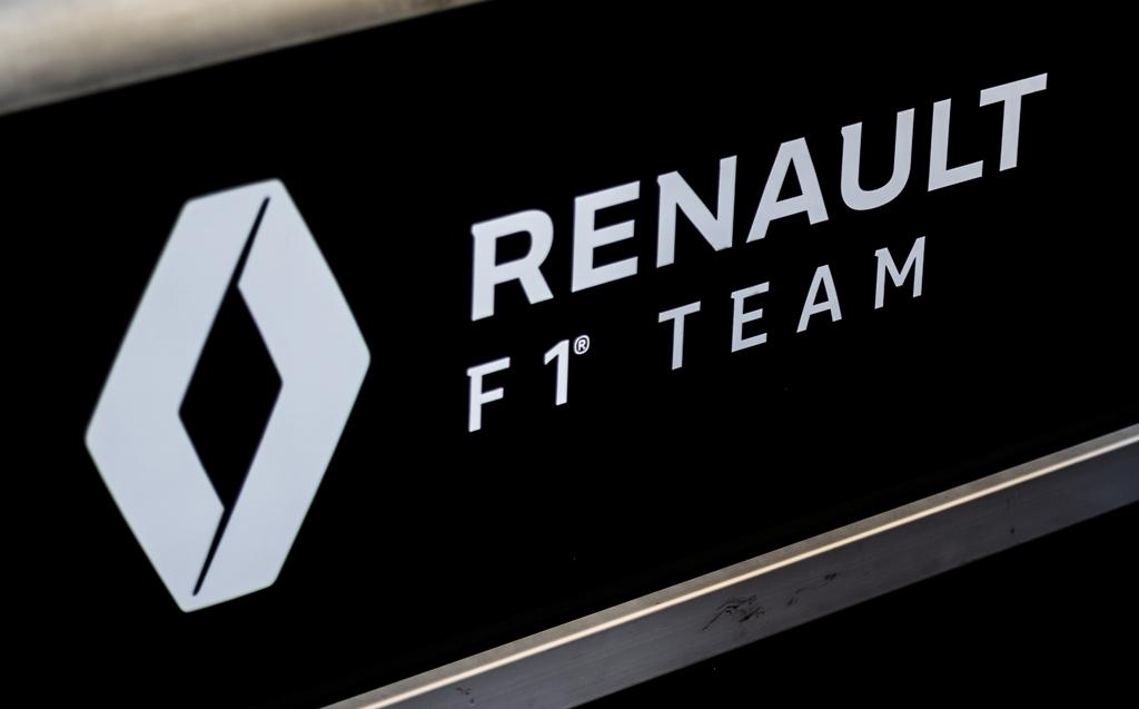 Рено, Рено F1