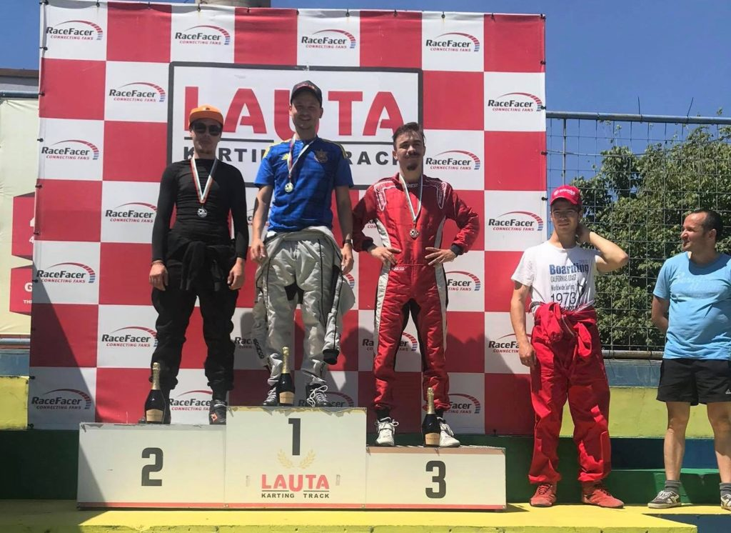 2020 RaceFacer втори кръг Лаута