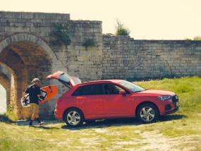 Audi екстремно състезание