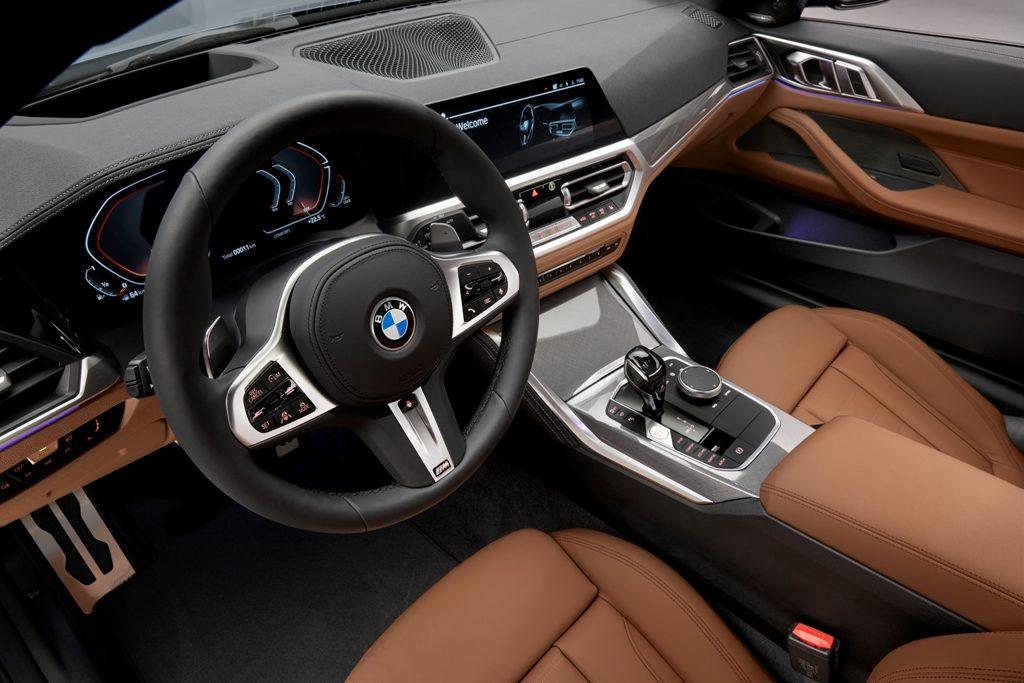 BMW Серия 4 Купе