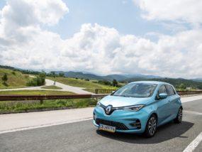 Рено Зое, Renault Zoe