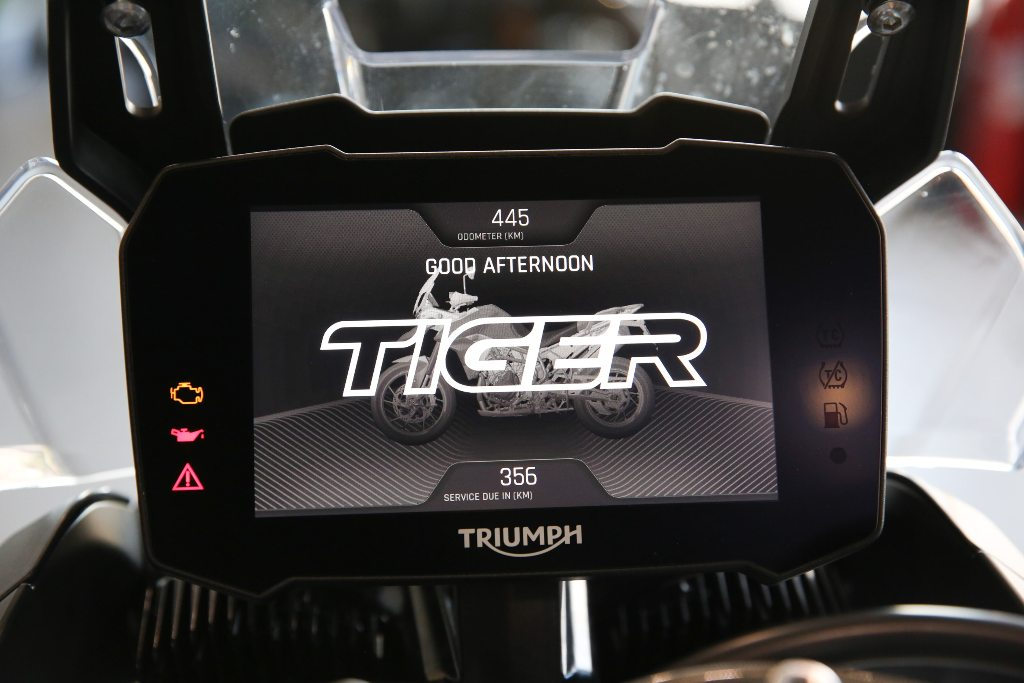 Triumph Tiger GT PRO