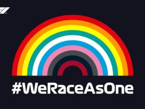 #WeRaceAsOne