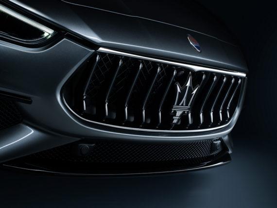 Maserati Ghibli Hybrid