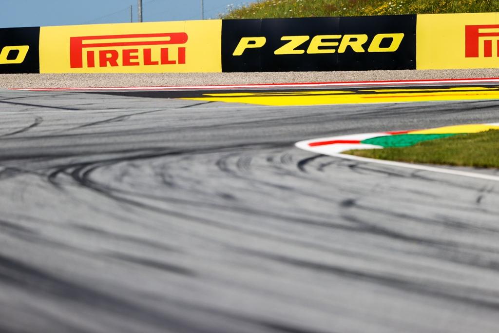 Гран при на Австрия, Шпилберг, Ред Бул Ринг, F1