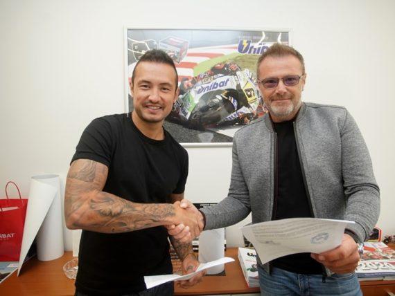 Мартин Чой и Борислав Арсенов