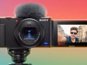 Vlog Camera Sony ZV-1