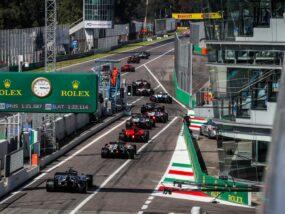 питлейн, задръстване, Формула 1, F1, Гран при на Италия, Монца