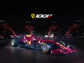 Ферари, Гран при №1000