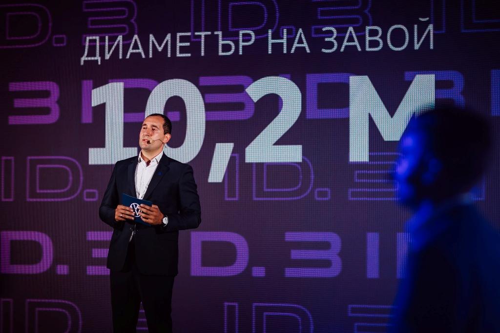 Нестор Несторов, бранд мениджър на Volkswagen
