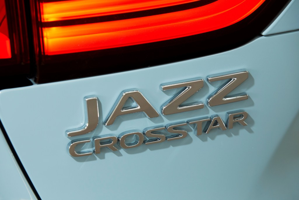 Honda Jazz Crosstar