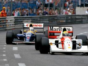 Гран при на Монако 1992