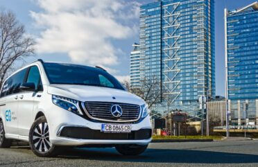 Mercedes-Benz EQV в София