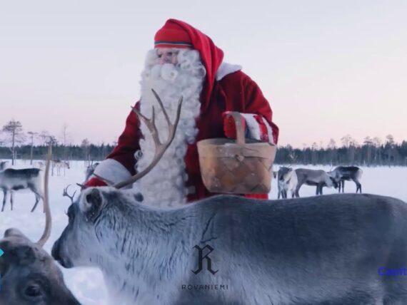 рали Арктик Финландия