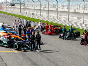 Формула 1, тестове 2021