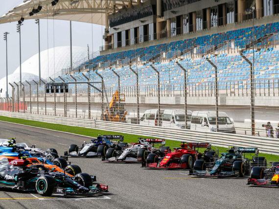 Предсезонни тестове, Бахрейн 2021