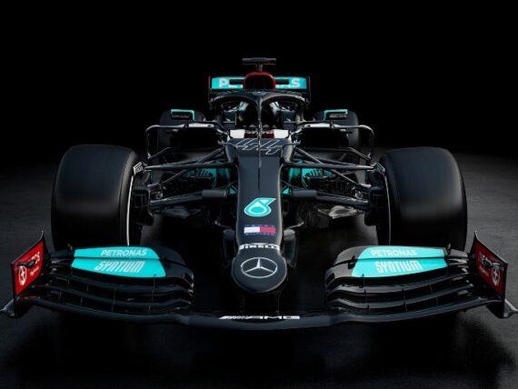 Мерцедес F1 W12