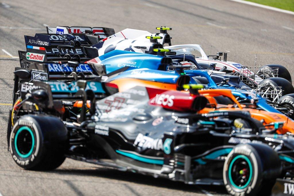 Пирели, гуми, Формула 1, F1