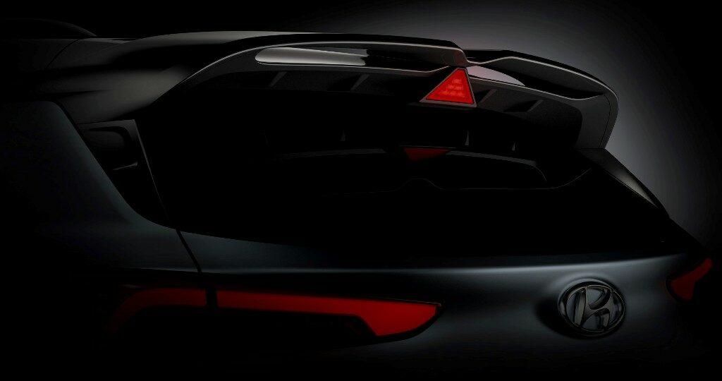 Hyundai KONA N teaser image