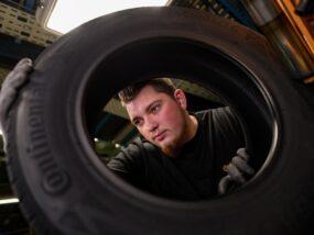 Пазарът на гуми за пътнически автомобили