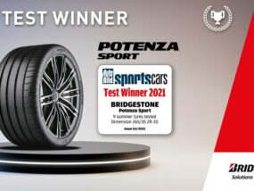 Bridgestone Potenza Sport AUTO BILD test