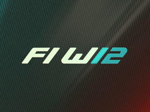 F1 W12
