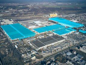 Ford, завод, фабрика, съоръжение, Румъния