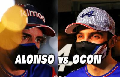 ALONSO vs OCON