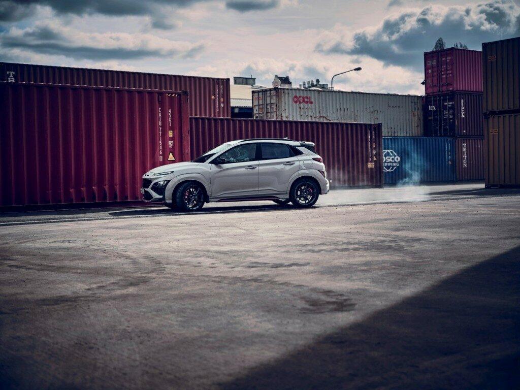Hyundai KONA N - SUVHyundai KONA N - SUV